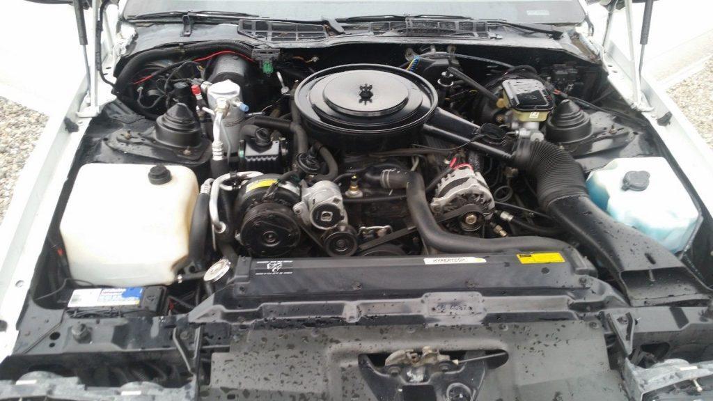 1989 Chevrolet Camaro RS convertible