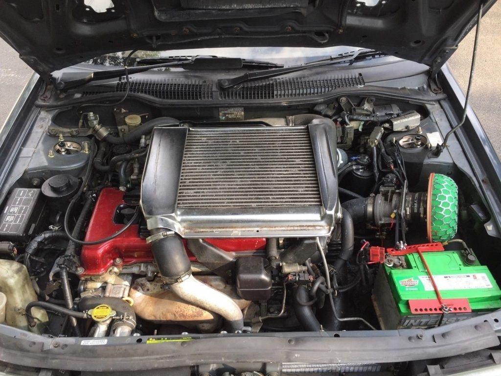 1990 Nissan Pulsar GTI-R Rare AWD Turbo