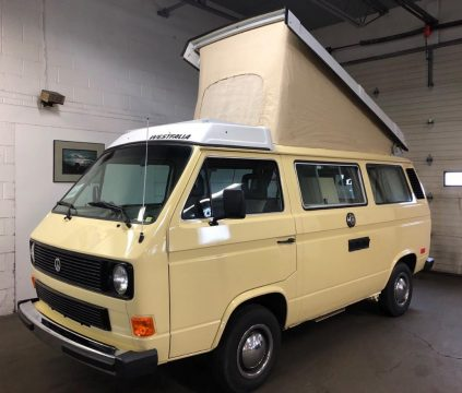 OUTSTANDING 1983 Volkswagen Bus/vanagon Westfalia for sale